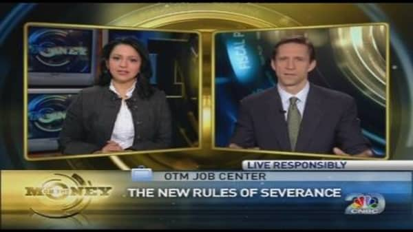 New Rules of Severance