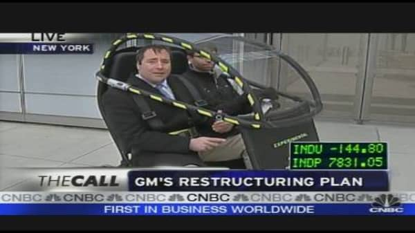 GM's Revolutionary Vehicle