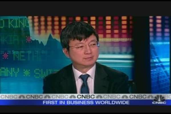 China to Save Global Growth?