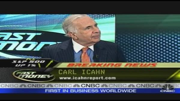 Icahn Returns