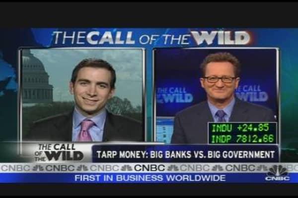 Big Banks vs. Big Government