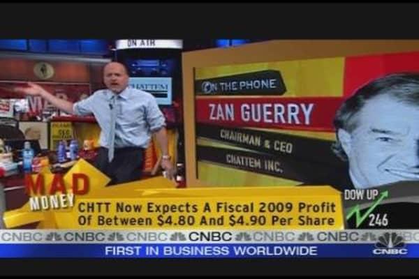 Chattem CEO Talks Biz