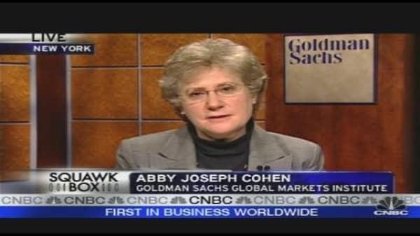 Abby Joseph Cohen's Budget Balancing