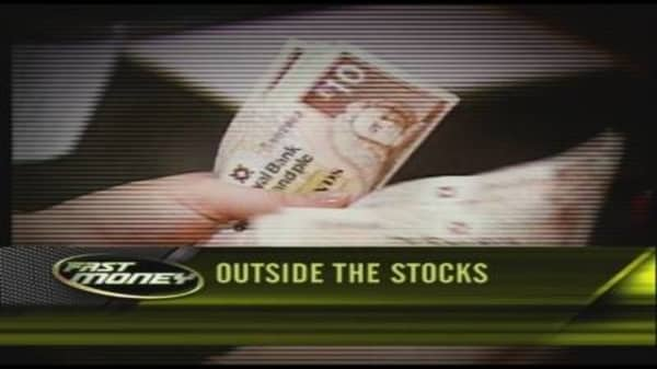 Outside the Stocks: Currencies