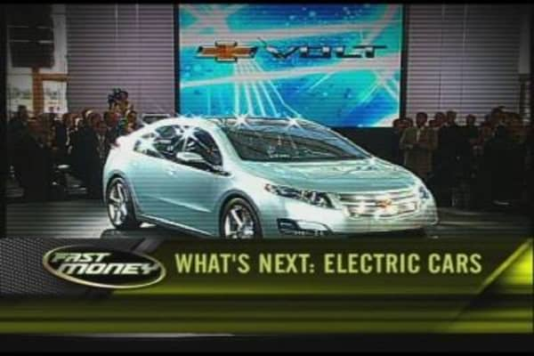 Betting on the Electric Car