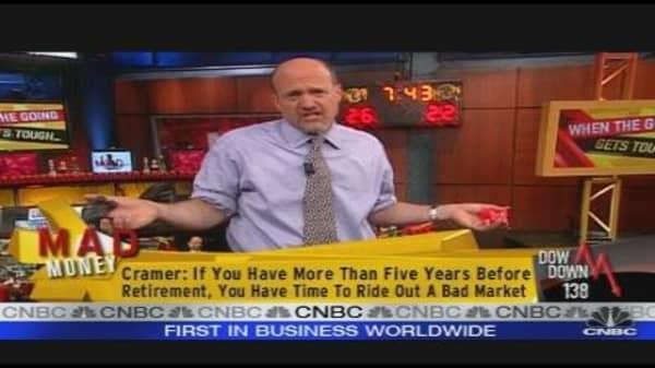 Cramer's Market Survival Tips