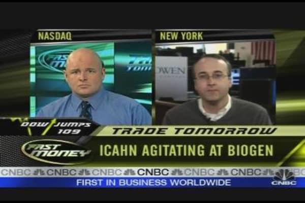 Biogen's Earnings Outlook