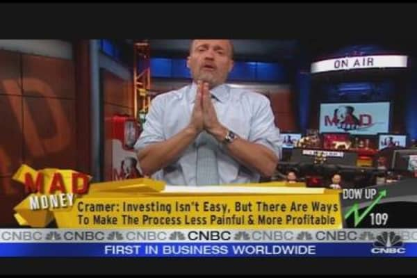 Cramer: Do Your Homework