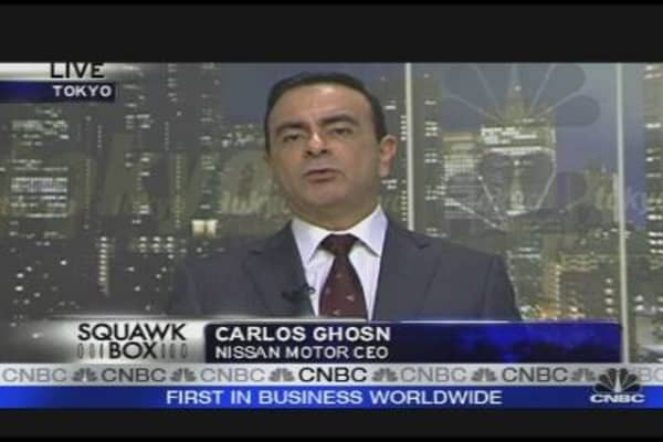 Ghosn: Drive, Survive & Thrive