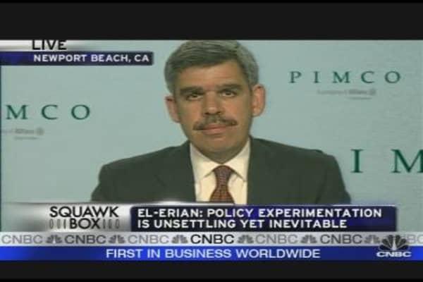 Welch & El-Erian: A Lagging Economy