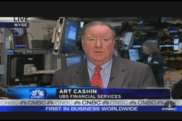 Art Cashin's Edge on the Markets