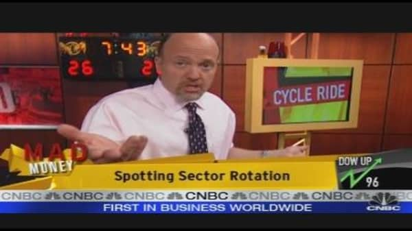 Cramer's Cycle Ride