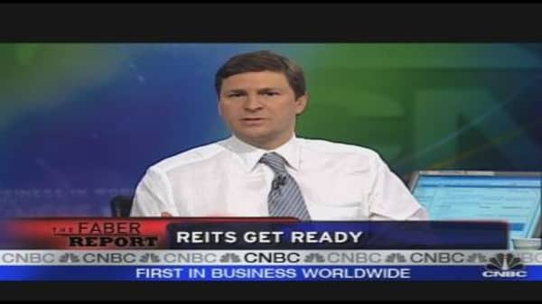 REITs Get Ready