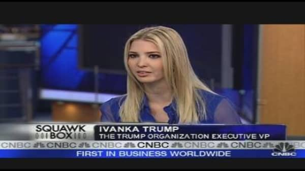 Ivanka, You're Hired!