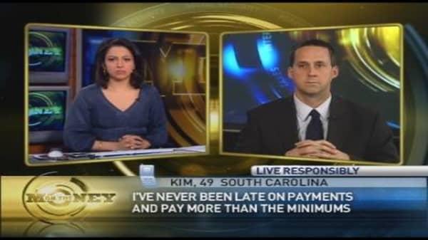 Obama Targets Credit Cards