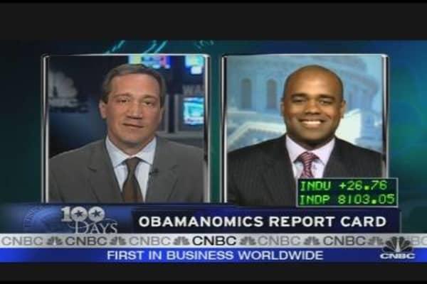 Obamanomics Report Card