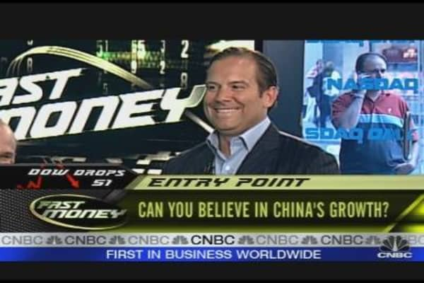 Fast Money World: China