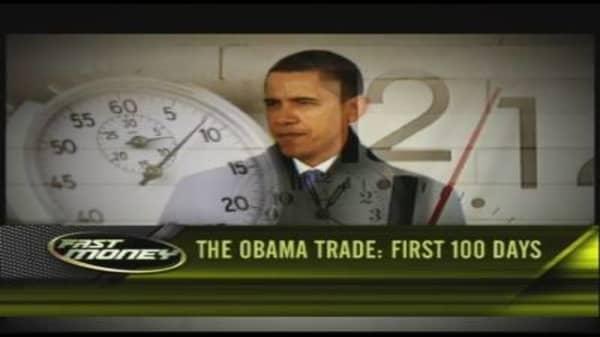 The Obama Trade: Energy
