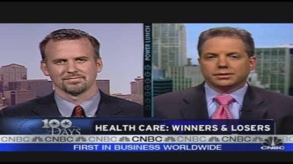Health Care Winners & Losers