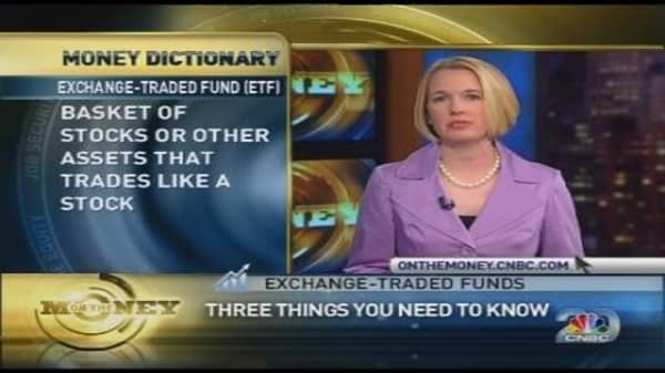 ETFs: What You Need to Know