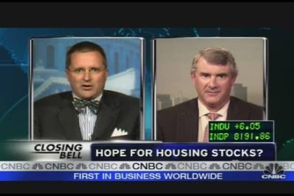 Hope for Housing Stocks?
