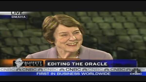 Editing the Oracle