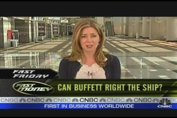 Can Buffett Right the Ship?