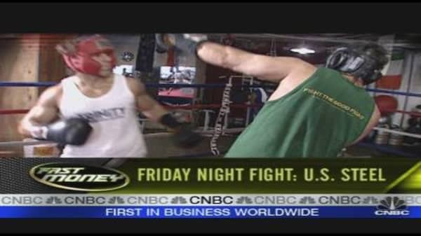 Firday Night Fights: Steel