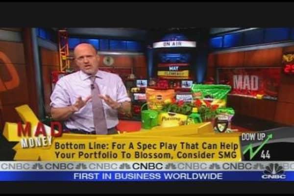 Cramer: Bullish On SMG