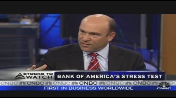 Bank of America's Stress Test