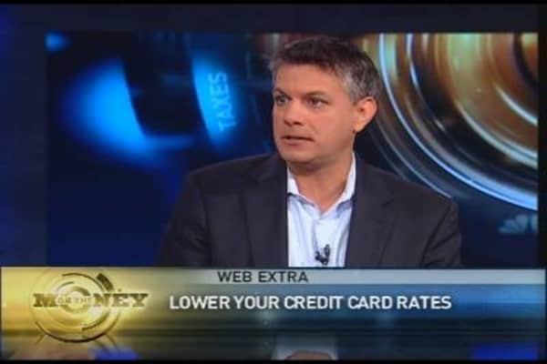 OTM Web Extra: Credit Card Rates