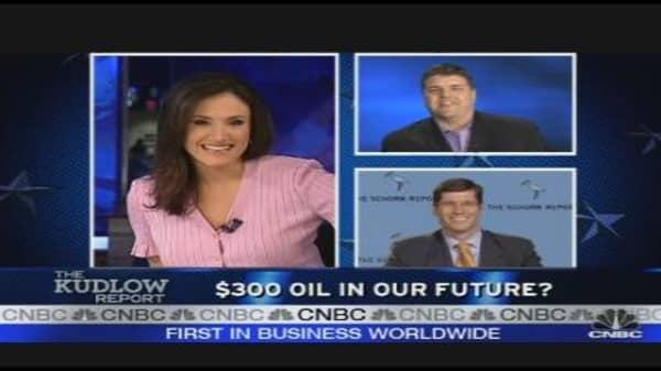 $300 Oil In Our Future?