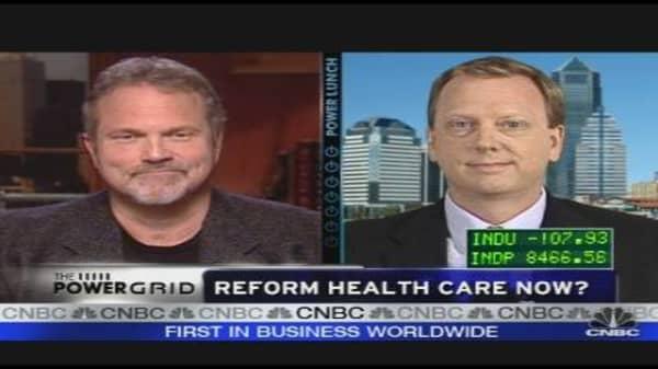 Reform Healthcare Now?