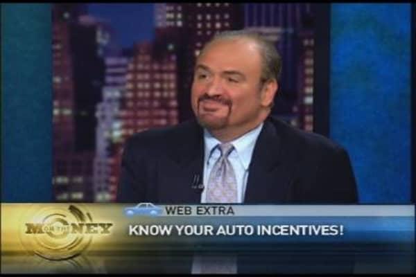 OTM Web Extra: Car Incentives