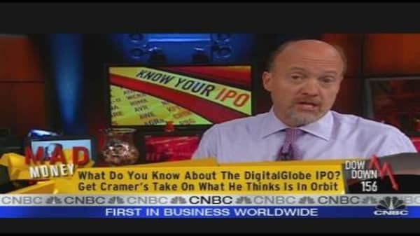 Know Your IPO: DigitalGlobal