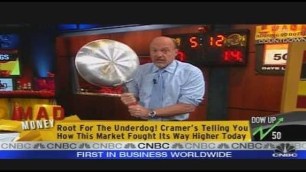 Cramer: The Market's Got a Fighting Chance