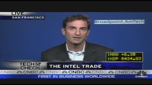 The Intel Trade