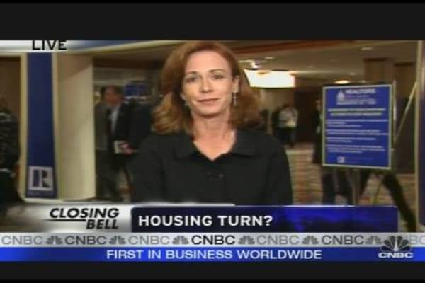 Housing Turn?