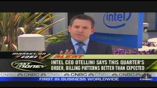 Intel's Outlook