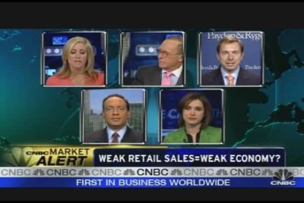 Weak Retail Sales = Weak Economy?