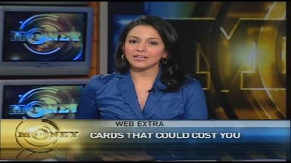 OTM Web Extra: Credit Cards Can Cost You