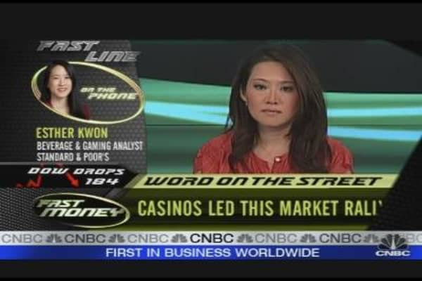 Cashing Out of Casinos