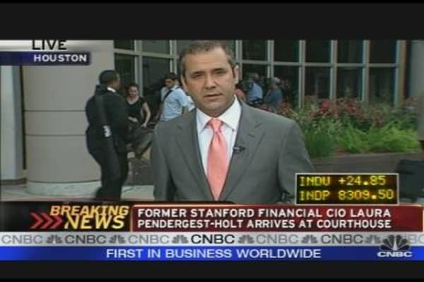 Former Stanford Financial CIO Faces Charges