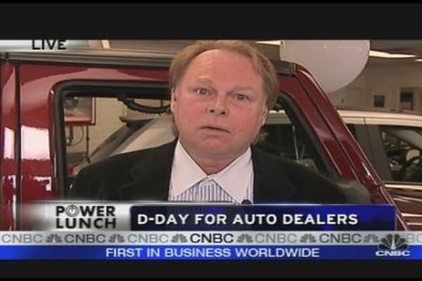 Dealer's D-Day