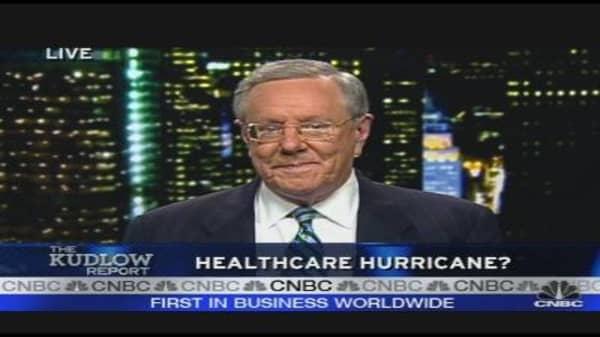Health Care Hurricane?