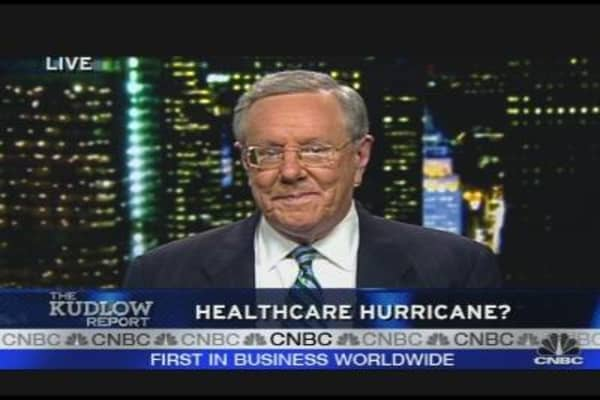 Health Care Hurricane?