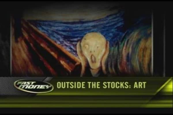 Outside the Stocks: Art