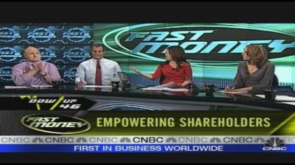 Empowering Shareholders