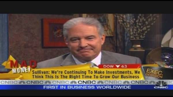 Bucyrus International CEO