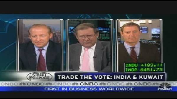 Global Elections Excite Trading Floor